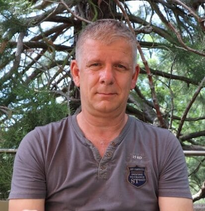 Porträt Roger Kaufmann Hypnose Coaching