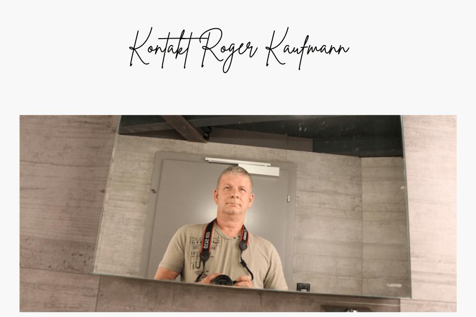 Kontakt Hypnose Coaching Roger Kaufmann
